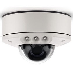 IP Camera, Micro Dome, 2.1 Megapixel, 30 FPS, Surface Mount, Day/Night, Indoor/Outdoor, H.264/MJPEG, 4.6 Watt, IP66, IK10, PoE, With IR LED, Without Lens