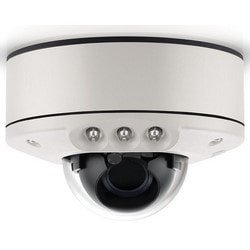 IP Camera, Micro Dome, 2.1 Megapixel, 30 FPS, Surface Mount, Day/Night, WDR, Indoor/Outdoor, H.264/MJPEG, 5.7 Watt, IP66, IK10, PoE, With IR LED, Without Lens