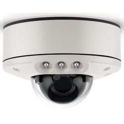 IP Camera, Micro Dome, 5 Megapixel, 14 FPS, Surface Mount, Day/Night, Indoor/Outdoor, H.264/MJPEG, 5.2 Watt, IP66, IK10, PoE, With IR LED, Without Lens