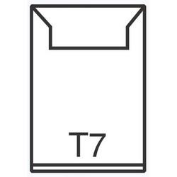 "Interchangeable Core Cylinder Top Pin, #7, 0.165"" Width, 100 each per Box"