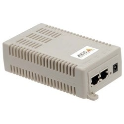 """Network Splitter, Indoor, Plug-and-Play, 12/24 Volt DC, 4.5/2.25 Ampere, 60 Watt, 5.1"""" Length x 2.9"""" Width x 1.5"""" Height, With 30 CM Cable"""
