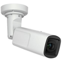 Network Camera, Bullet, Full HD, Day/Night, Outdoor, IR View, H.264/JPEG, 1920 x 1080 Resolution, F1.6 to 3.5 Autofocus 4.7 to 94 MM Lens, 20x Optical Zoom, 12/24 Volt AC/DC, IP66