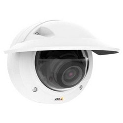 Network Camera, Outdoor, Day/Night, Fixed Dome, 3072 x 1728 Resolution, F1.7 Varifocal 3.5 to 10 MM Lens, 11.5 Watt, 1 GB RAM, White