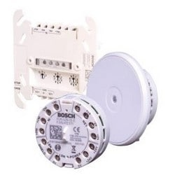 """Fire Alarm Input Interface Module, 15 to 33 Volt DC, 10.4 Milliampere, Wall Mount, 76"""" Diameter x 30 MM Height, With Cover and Accessories"""