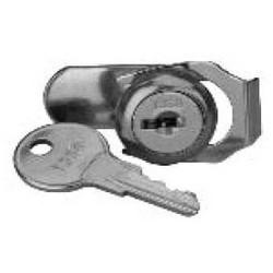 Lock With 2 Keys, Short Body