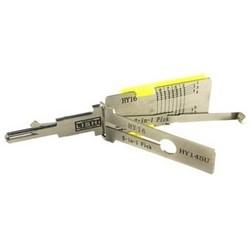 Pick/Decoder Tool, 2-In-1, Night Vision, For Hyundai (Sante Fe/Elantra), Kia (Carens/Carnival)