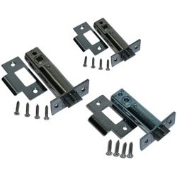 """Electronic/Mechanical Deadlatch, Fire Rated, 2-3/4"""" Backset, Polished Brass, For CL 400/500/600/4000/5000 Series Lock"""