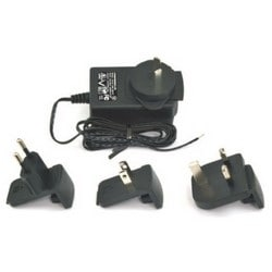 """Switching Power Supply, 12 Volt DC, 47 to 63 Hertz, 1.5"""" Length x 1.8"""" Width x 3.1"""" Height, With Pin Head"""