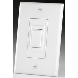 Wall Switch, 120 Volt, White