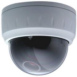 "Dome Camera, NTSC/PAL, Day/Night, Indoor, 4"", 1080p Resolution, 2 Megapixel, 700 TVL, 1/3"" CMOS Image Sensor, F1.4 Fixed Varifocal 2.8 to 12 MM Lens, 12/24 Volt AC/DC, White"