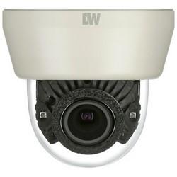 Network Camera, Dome, AHD, Day/Night, Indoor, 1920 x 1080 Resolution, Auto Focus/P-IRis 2.8 to 12 MM Lens, 12 Volt DC, 6.45 Watt, 537 Milliampere, 50 Hertz to 10 Kilohertz, Plastic