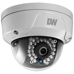 Network Camera, Dome, IP, IR, D-WDR, 3D DNR, Day/Night, Indoor/Outdoor, H.264/MJPEG, 1920 x 1080 Resolution, 4 MM Fixed Lens, 12 Volt DC, 7 Watt, 583 Milliampere, Die-Cast Aluminum