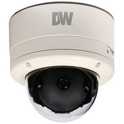 Network Camera, Dome, IP, 3D NDR, Day/Night, Indoor/Outdoor, H.264/MJPEG, 1920 x 1080 Resolution, 4.9 MM Fixed Lens, 12 Volt DC, 9.3 Watt, 775 Milliampere, Die-Cast Aluminum