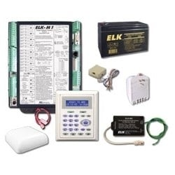 Security and Automation Control System Kit, 3-On Board Output, 500 Word/Phrase Vocabulary, 10 Custom Recordable Word/Phrase, 16 On-Board Zone Capacity
