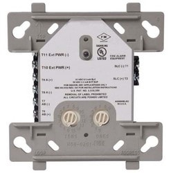 """Control Module, Addressable, 15 to 32 Volt DC, 6.5 Milliampere, 4"""" Width x 1.25"""" Depth x 4.5"""" Height, Mounts to 4"""" Square x 2.125"""" Depth Box"""