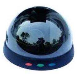 Network Camera, Dome, 420 TVL Resolution, 3.5 to 8 MM Lens, 12 Volt DC, 85 Milliampere