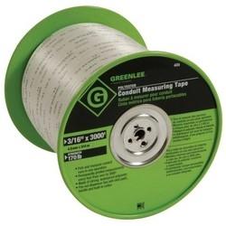 "Tape, Measuring 3/16"" Polyester (21562)"