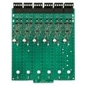 """Six Fault Isolator Module, 15 to 32 Volt DC, 450 Microampere Standby, 5.8"""" Width x 1"""" Depth x 6.8"""" Height"""