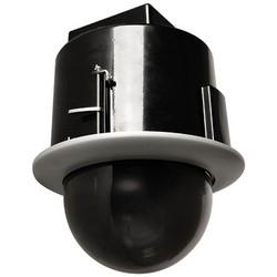 Network Camera, IP, PTZ Dome, NTSC/PAL, DWDR, Day/Night, H.264/MPEG4/MJPEG, 2 Megapixel, 1920 x 1080 Resolution, F1.4/F2.6 4.3 to 86 MM Lens, Flush, 24 Volt AC, 25 Watt, PoE
