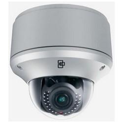Network Camera, IP, Dome, WDR, Day/Night, H.264/MPEG4/MJPEG, 3 Megapixel, 2048  1536 Resolution, 64 GB, Motorized 8 to 32 MM Lens, 24 Volt AC, 12.5 Watt, PoE