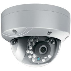 Analog Camera, Dome, HD-TVI, NTSC/PAL, DWDR, Day/Night, 1280 x 720 Resolution, F1.4 Varifocal 2.8 to 12 MM Lens, 24/12 Volt AC/DC 5/3.5 Watt