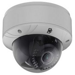 Network Camera, IP, Mini-Dome, DWDR, Day/Night, H.265/H.264/MJPEG, 2592 x 1944 Resolution, F1.2 Varifocal 2.8 to 12 MM Lens, 128 GB, 12 Volt DC, 9 Watt, PoE