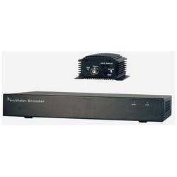 """Video Encoder, 8-Channel, Rack Mount, 960H, H.264/MPEG4/MJPEG, 25/30 FPS, 12 Volt DC, 10 Watt, 12.4"""" Width x 1.8"""" Depth x 7.9"""" Height"""