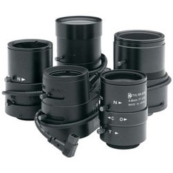 """Box Camera Lens, 1.3 to 3 Megapixel, F1.2 Varifocal 2.7 to 12 MM, CS Mount, 1"""" or 2.7"""", Auto Iris, IR Sensitive"""