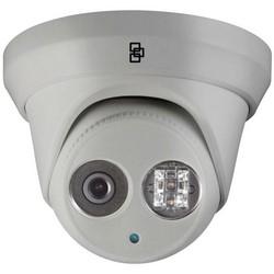 Network Camera, IP, IR, Turret, WDR, Day/Night, H.264/MJPEG, 4 Megapixel, 2688 x 1520 Resolution, 2 Fixed 2.8 MM Lens, 12 Volt DC, 7.5 Watt, PoE