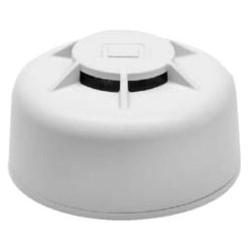 "Wireless Heat Sensor, Rate-Of-Rise, 345 Megahertz, 135 Deg F, 2.29"" Diameter x 1.28"" Height"