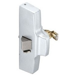 Exit Device Active Head Assembly, Satin Anodized, For 2095 Series Rim Panic Exit Device
