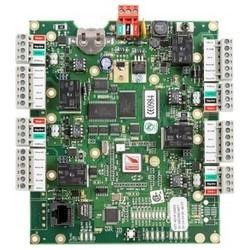 """Door Reader Controller, 4-Door/8-Reader, 12 Volt DC, 650 Milliampere Input, 24 Volt DC, 1 Ampere Output, 10.625"""" Width x 3.06"""" Depth x 13.125"""" Height"""