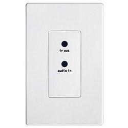 Remote Input Module, Hi-Fi 2 Built-In System, White