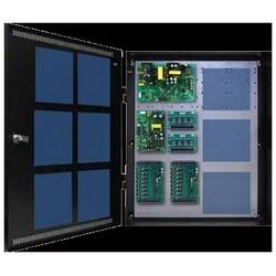 "Integrated Vertx Power System, Vclass Unified, 6 Ampere 12 Volt DC/3 Ampere 24 Volt DC, 75/250 Watt, 16-Door, 16-Lock, 16 Auxiliary, 20"" Width x 4.5"" Depth x 24"" Height"