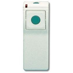 "Wireless Security Handheld Transmitter, 1-Channel, 2-Button, 315 Megahertz, 1.6"" Width x 0.8"" Depth x 4.2"" Height, With Pocket/Belt Clip, (2) 3 Volt 2032 Lithium Battery"
