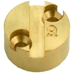 Cylinder Drive Cam, With Proper Length Cam Screw, For ASSA Mortise Cylinder