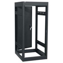 """MRK Series Rack, 24 RU, 31""""D, w/o Rear Door, 31 1/2"""" D X 48-1/8"""" H, Without Rear Door"""