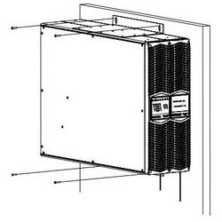 Wall bracket for E750RTXL2U & ED1000RM2U w/(1) BP