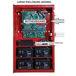 Access Control Panel Power Supply, 24 Volt, 4 Ampere