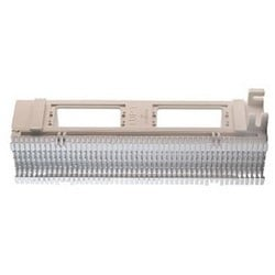 66 Block Kit, 50-Pair, For Patch Panel, With Unwired and Mounting Bracket