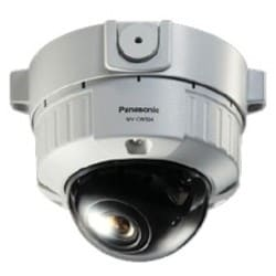 Network Camera, Dome, Analog, Vandalproof, ICR, 2.1x Optical/2x Digital Zoom, NTSC/PAL, Day/Night, Outdoor, 700 TVL Resolution, F1.4 Varifocal 15 to 50 MM Lens, 12/24 Volt AC/DC