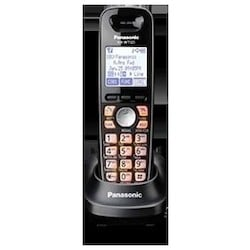 """DECT Handset, 1.8"""" White Backlit LCD Display, AAA Battery, Without Vibrate"""