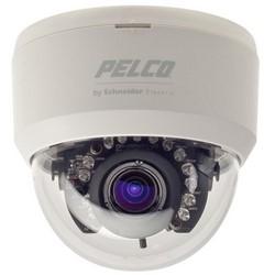 Network Camera, Fixed Dome, Indoor, Day/Night, ICR, PAL, 650 TVL/976 x 582 Resolution, 2.8 to 10.5 MM Varifocal Lens, 18 to 32 Volt AC 50 Hertz/12 Volt DC, 2.5 Watt