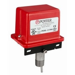 Control Valve Supervisory Switch, Corrosion Resistant, 10 Ampere at 125/250 Volt AC, 2 Ampere at 30 Volt DC Resistive, NEMA 4X