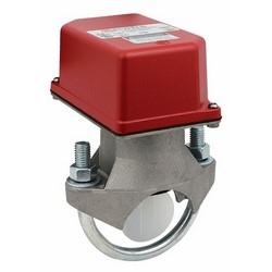 "Waterflow Alarm Switch, Vane, 10 Ampere at 125/250 Volt AC, 2 Ampere at 30 Volt DC Resistive, 3"" Pipe, NEMA 4/IP54, With Retard"