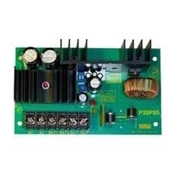 """Power Supply Board, 6/12/24 Volt DC, 5 Ampere, 3.2"""" Length x 5.3"""" Width x 1.6"""" Height, With Charger"""