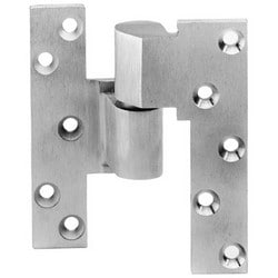 "Intermediate Pivot, Standard Duty, Right Hand, Full Mortise, 3/4"" Offset, Satin Bronze, For Door"