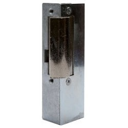 Electric Strike Solenoid, Fail Secure, Right Hand, 8 to 16 Volt AC/3 to 6 Volt DC, 3.6 Ohm