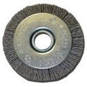 """Key Duplicating Machine Wire Brush, Deburring, 3"""", Nylon"""