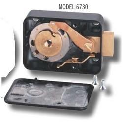 Safe Lock Body, Mechanical, 3-Wheel, Standard Lock Bolt